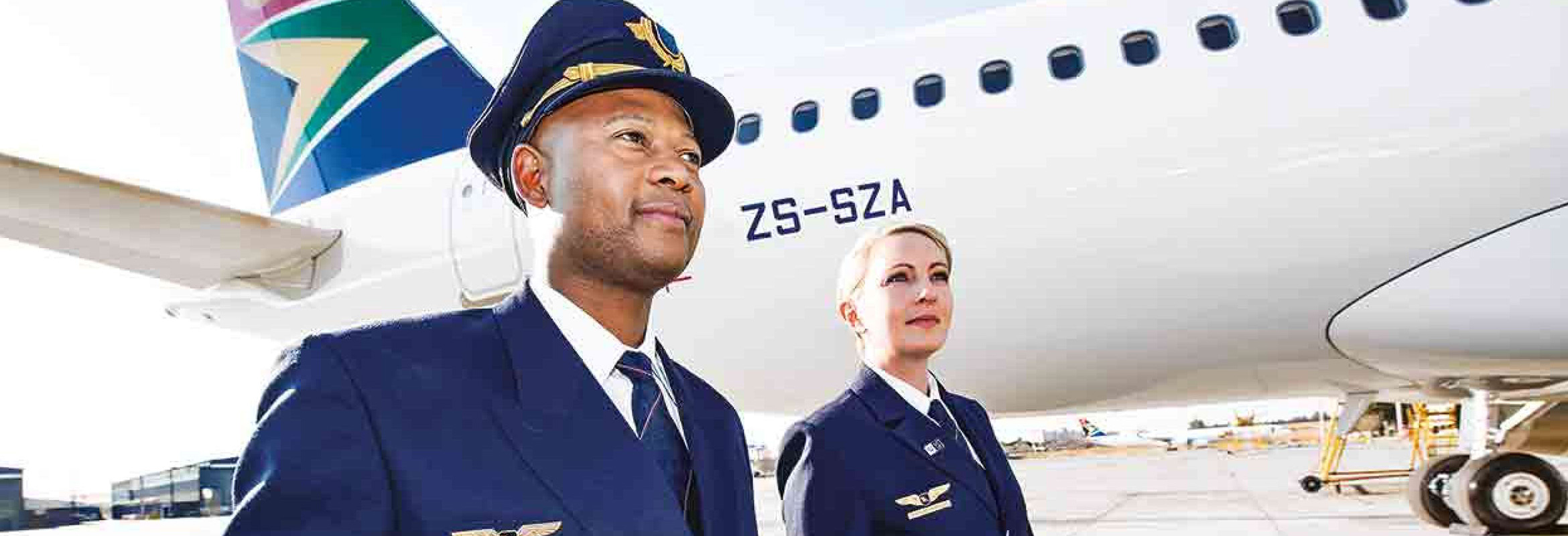 South African Airways announcements
