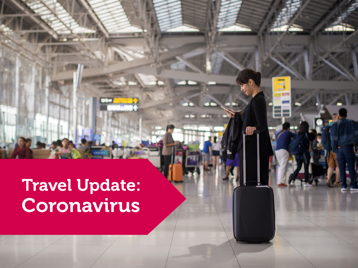 Travel Update: Coronavirus Summary 2
